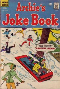 Cover Thumbnail for Archie's Joke Book Magazine (Archie, 1953 series) #123