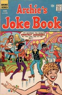 Cover Thumbnail for Archie's Joke Book Magazine (Archie, 1953 series) #125