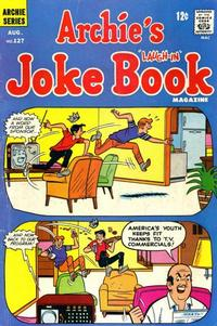Cover Thumbnail for Archie's Joke Book Magazine (Archie, 1953 series) #127