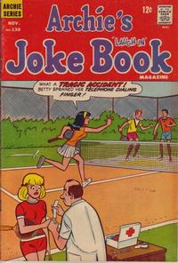 Cover Thumbnail for Archie's Joke Book Magazine (Archie, 1953 series) #130