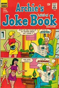 Cover Thumbnail for Archie's Joke Book Magazine (Archie, 1953 series) #132