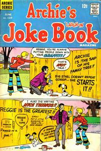 Cover Thumbnail for Archie's Joke Book Magazine (Archie, 1953 series) #137