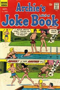 Cover Thumbnail for Archie's Joke Book Magazine (Archie, 1953 series) #140