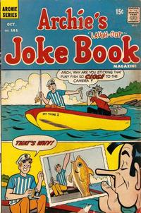 Cover Thumbnail for Archie's Joke Book Magazine (Archie, 1953 series) #141