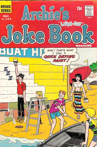 Cover Thumbnail for Archie's Joke Book Magazine (Archie, 1953 series) #142