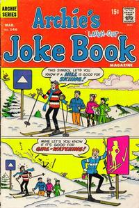 Cover Thumbnail for Archie's Joke Book Magazine (Archie, 1953 series) #146