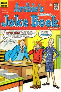 Cover Thumbnail for Archie's Joke Book Magazine (Archie, 1953 series) #148