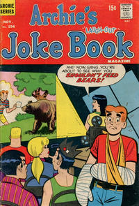 Cover Thumbnail for Archie's Joke Book Magazine (Archie, 1953 series) #154