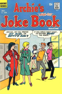 Cover Thumbnail for Archie's Joke Book Magazine (Archie, 1953 series) #155