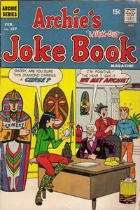 Cover Thumbnail for Archie's Joke Book Magazine (Archie, 1953 series) #157