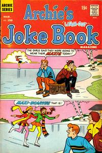 Cover Thumbnail for Archie's Joke Book Magazine (Archie, 1953 series) #158
