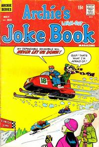 Cover Thumbnail for Archie's Joke Book Magazine (Archie, 1953 series) #160