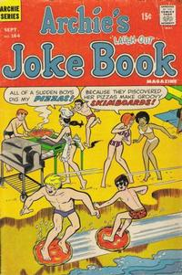 Cover Thumbnail for Archie's Joke Book Magazine (Archie, 1953 series) #164