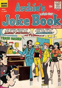 Cover Thumbnail for Archie's Joke Book Magazine (Archie, 1953 series) #166