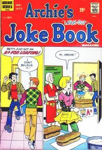Cover Thumbnail for Archie's Joke Book Magazine (Archie, 1953 series) #180
