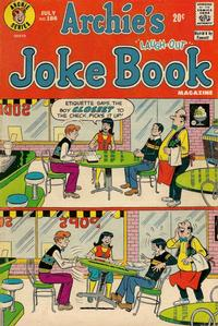Cover Thumbnail for Archie's Joke Book Magazine (Archie, 1953 series) #186