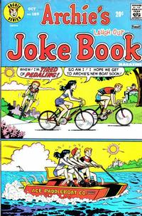 Cover Thumbnail for Archie's Joke Book Magazine (Archie, 1953 series) #189