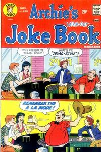 Cover Thumbnail for Archie's Joke Book Magazine (Archie, 1953 series) #190