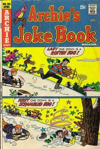 Cover Thumbnail for Archie's Joke Book Magazine (Archie, 1953 series) #195