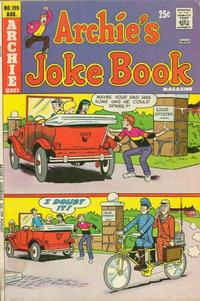 Cover Thumbnail for Archie's Joke Book Magazine (Archie, 1953 series) #199