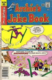 Cover Thumbnail for Archie's Joke Book Magazine (Archie, 1953 series) #230