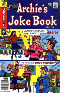Cover Thumbnail for Archie's Joke Book Magazine (Archie, 1953 series) #240