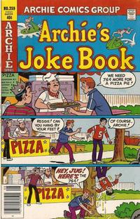 Cover Thumbnail for Archie's Joke Book Magazine (Archie, 1953 series) #259