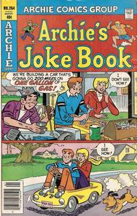 Cover Thumbnail for Archie's Joke Book Magazine (Archie, 1953 series) #264