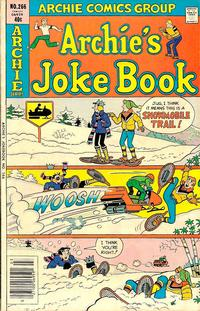 Cover Thumbnail for Archie's Joke Book Magazine (Archie, 1953 series) #266