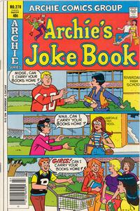 Cover Thumbnail for Archie's Joke Book Magazine (Archie, 1953 series) #270