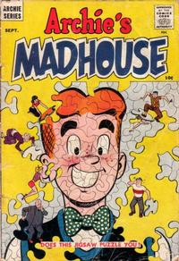 Cover Thumbnail for Archie's Madhouse (Archie, 1959 series) #1