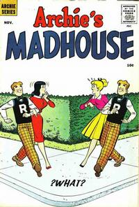 Cover Thumbnail for Archie's Madhouse (Archie, 1959 series) #2