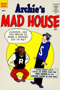 Cover Thumbnail for Archie's Madhouse (Archie, 1959 series) #5