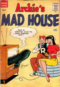 Cover Thumbnail for Archie's Madhouse (Archie, 1959 series) #6
