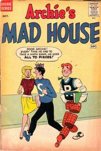 Cover Thumbnail for Archie's Madhouse (Archie, 1959 series) #8