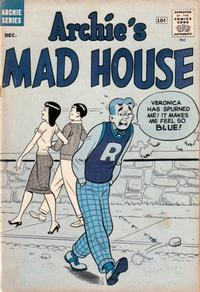 Cover Thumbnail for Archie's Madhouse (Archie, 1959 series) #9
