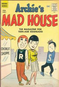 Cover Thumbnail for Archie's Madhouse (Archie, 1959 series) #10