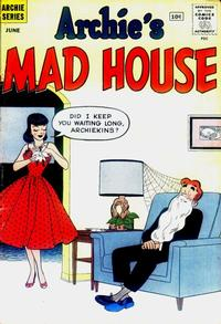 Cover Thumbnail for Archie's Madhouse (Archie, 1959 series) #12