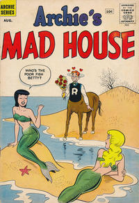 Cover Thumbnail for Archie's Madhouse (Archie, 1959 series) #14