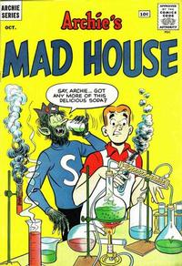 Cover Thumbnail for Archie's Madhouse (Archie, 1959 series) #15