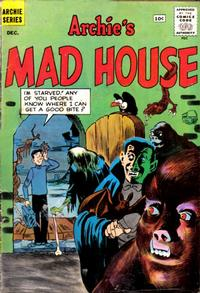 Cover Thumbnail for Archie's Madhouse (Archie, 1959 series) #16