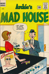 Cover Thumbnail for Archie's Madhouse (Archie, 1959 series) #20