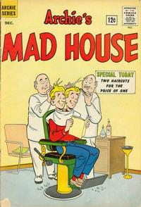 Cover Thumbnail for Archie's Madhouse (Archie, 1959 series) #23