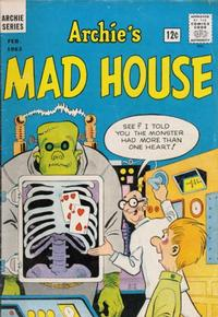 Cover Thumbnail for Archie's Madhouse (Archie, 1959 series) #24