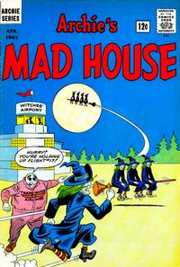 Cover Thumbnail for Archie's Madhouse (Archie, 1959 series) #25