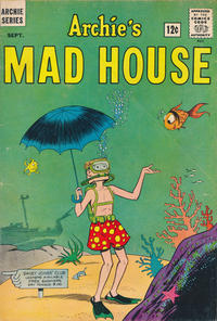 Cover Thumbnail for Archie's Madhouse (Archie, 1959 series) #28
