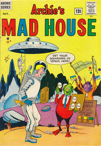 Cover Thumbnail for Archie's Madhouse (Archie, 1959 series) #29