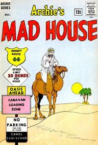 Cover Thumbnail for Archie's Madhouse (Archie, 1959 series) #30