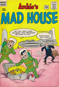 Cover Thumbnail for Archie's Madhouse (Archie, 1959 series) #31