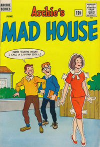 Cover Thumbnail for Archie's Madhouse (Archie, 1959 series) #33